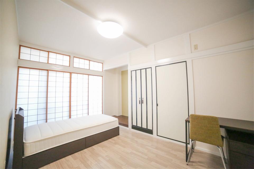 5.7畳+収納2畳:家賃36,000円