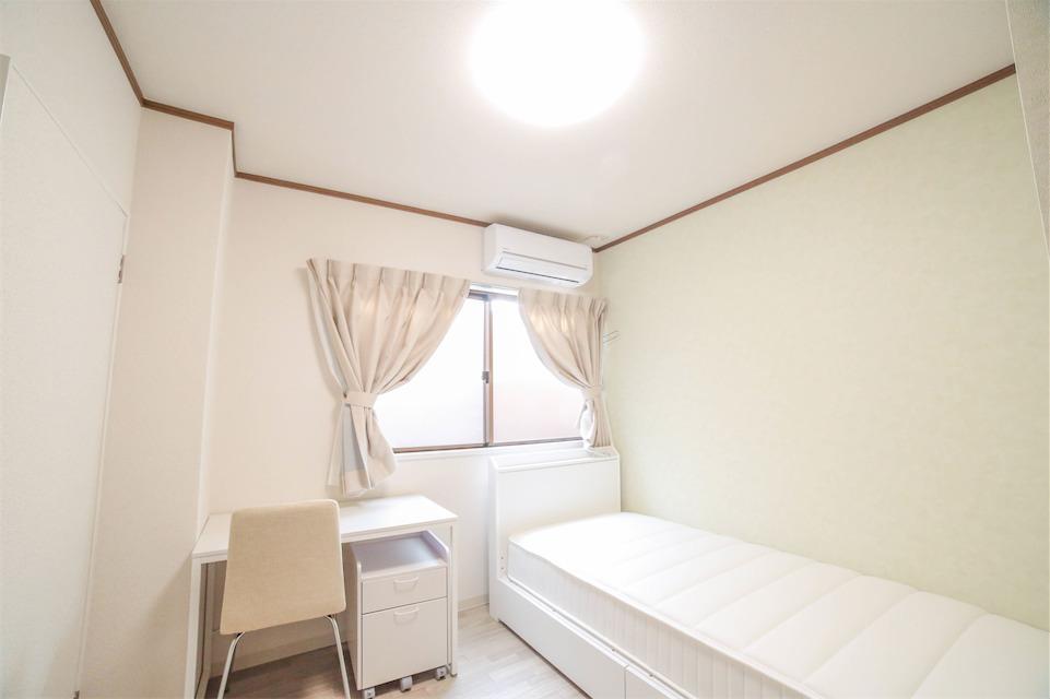 5.7畳+収納1畳:家賃34,000円