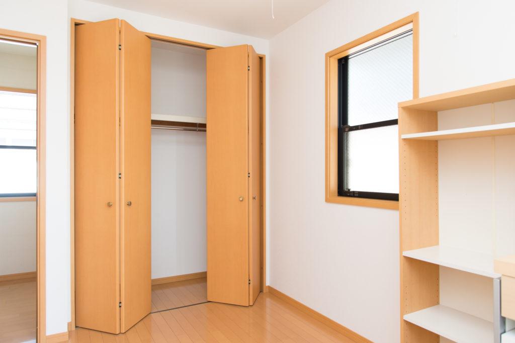 room3:1畳程のウォークインクローゼット