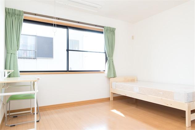 room1:11.7m²+ ウォークインクローゼット(5.5m²)