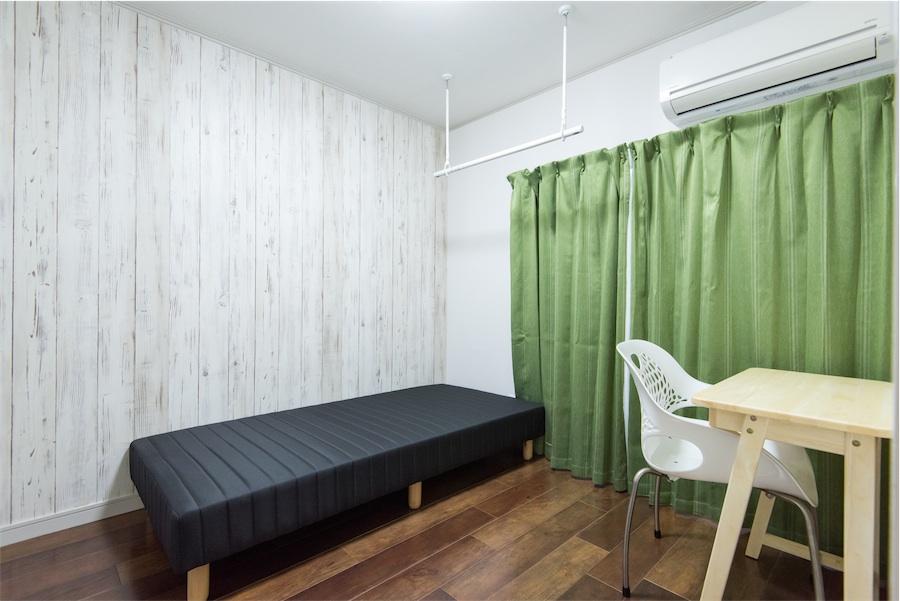 9m²:家賃30,000円(キャンペーンで27,000円)